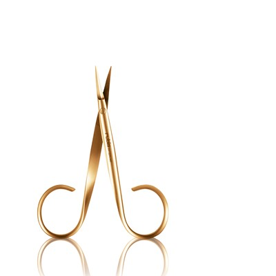 Scissors Colibrì Gold